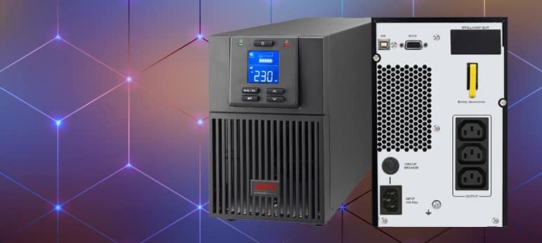 Bộ lưu điện APC Easy UPS 1 Ph Online - Model SRV1KI/ SRV2KI/ SRV3KI