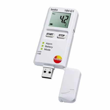 Bộ ghi dữ liệu nhiệt độ độ ẩm Testo 184G1 (01)