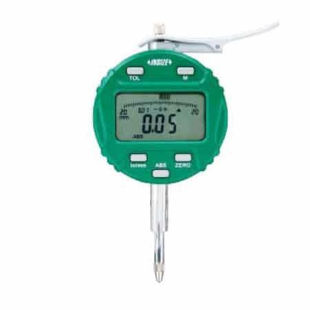Đồng hồ so điện tử, có cần nâng INSIZE 2109-10 (10mm/0.01mm)