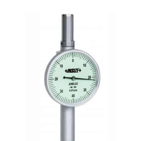Đồng hồ so chân gập INSIZE 2391-08(0.8mm/0.01mm)