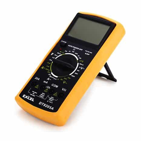 Đồng hồ đo vạn năng Excel DT9205A