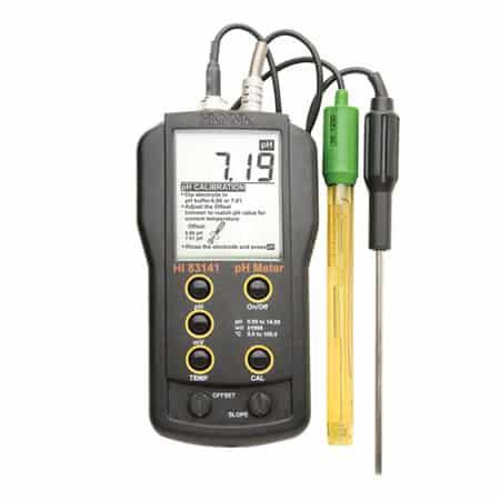 Máy đo PH HANNA HI8314 (pH, ORP, nhiệt độ)