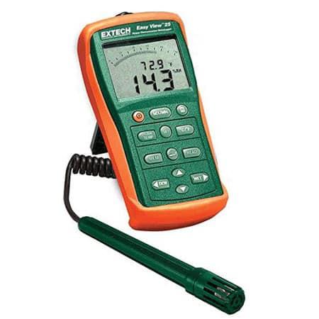 Máy đo nhiệt độ độ ẩm EXTECH EA25-01