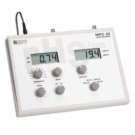 Máy đo PH, EC Chauvin Arnoux MPC25