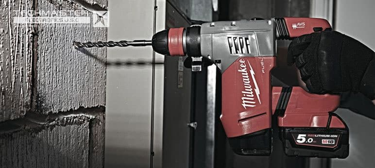 Máy khoan búa Milwaukee M18 CHPX-502C (9)
