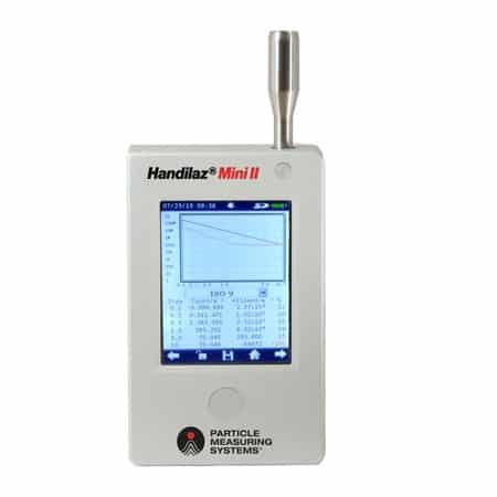 Thiết bị đếm hạt tiểu phân cầm tay PMS Handilaz Mini II
