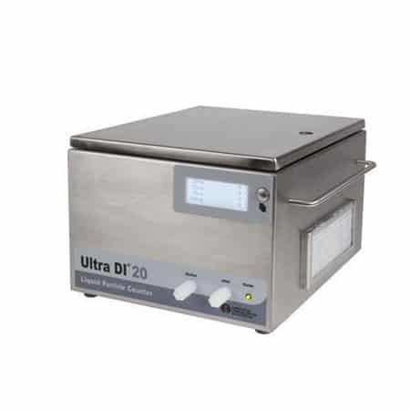 Thiết bị đếm hạt tiểu phân trong hệ thống nước siêu tinh khiết PMS Ultra Di 20