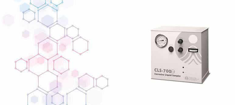 Thiết bị lấy mẫu hạt tiểu phân trong dung dịch ăn mòn PMS CLS-700T