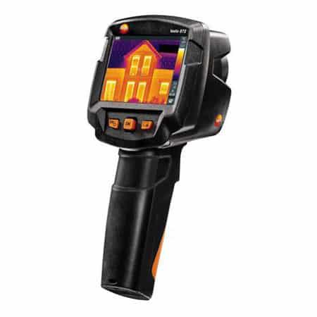 Camera nhiệt Testo 872 (0560 8721, 320x240pixels)