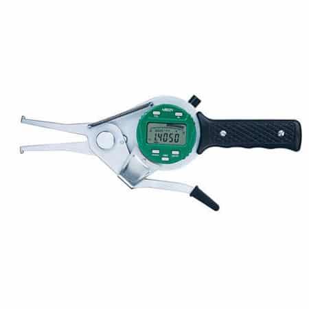Compa điện tử đo trong Insize 2151-75 (55-75mm/2.2-3,0.01mm/0.0005,L:90mm)