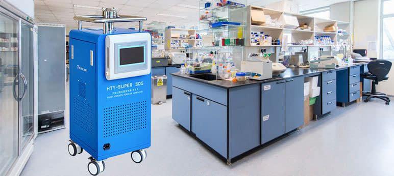 Máy phun Hydrogen Peroxide dạng khí Super SD5 - HTY-SUPER SD5