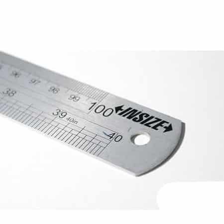 Thước lá thẳng INSIZE, 7110-1000, 0-1000mm/0.20mm(Sẵn hàng)