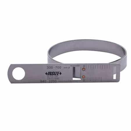Thước đo chu vi INSIZE, 7114-2200, 940 - 2200mm / 0.1mm...
