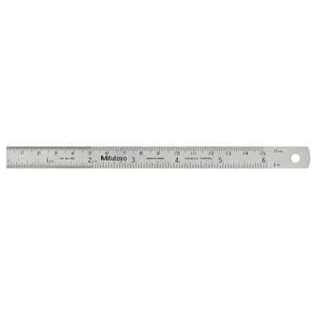 Thước lá Mitutoyo 182-302 (0-150mm)