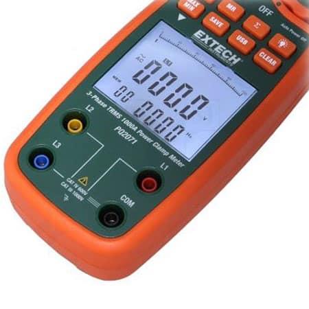 Ampe kìm đo công suất AC Extech PQ2071 (1)