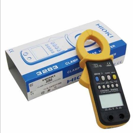 Ampe kìm đo dòng rò Hioki 3283 (1)