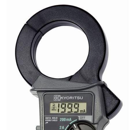 Ampe kìm đo dòng rò Kyoritsu 2413R (2)