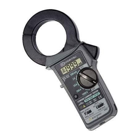 Ampe kìm đo dòng rò Kyoritsu 2413R (3)