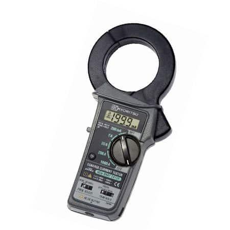 Ampe kìm đo dòng rò Kyoritsu 2413R (4)