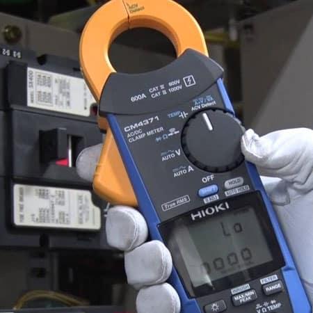 Ampe kìm Hioki CM4371 (2)