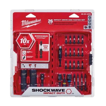 Bộ mũi vít đa năng Milwaukee 48-32-4408 - 26pcs