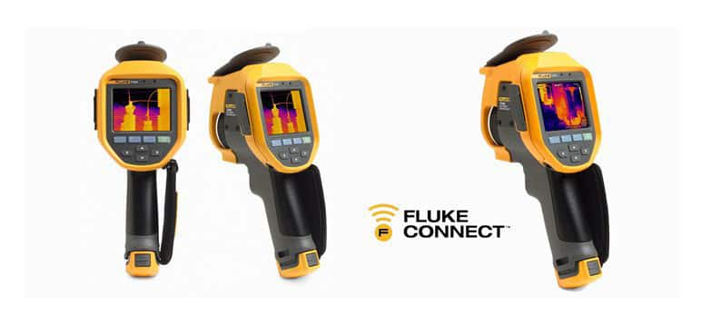 Camera Nhiệt Fluke Ti450