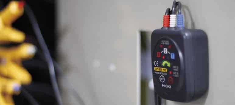 Đồng hồ chỉ thị phaHioki PD3129 (9)