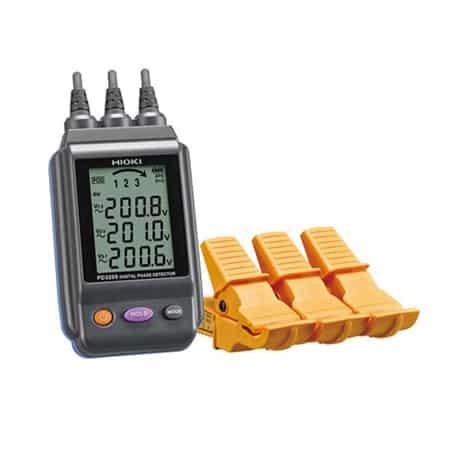 Đồng hồ chỉ thị pha Hioki PD3259