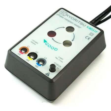 Đồng hồ chỉ thị pha Kyoritsu 8031F