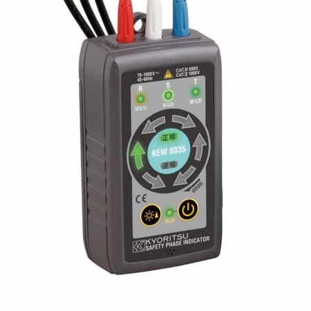 Đồng hồ chỉ thị pha Kyoritsu 8035 (1)