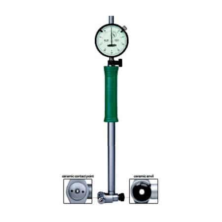 Đồng hồ đo lỗ INSIZE, 2322-161A, 100-160mm/ 0.01mm...