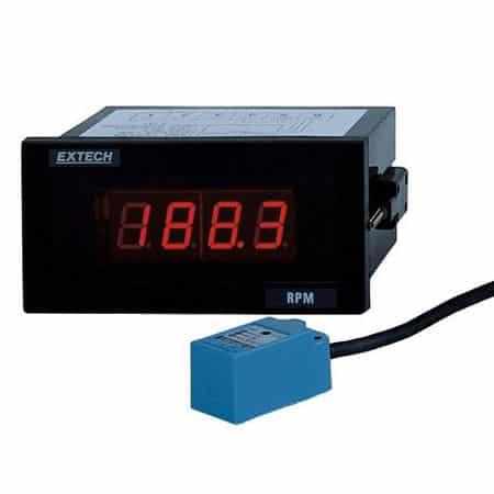 Đồng hồ đo tốc độ vòng quay Extech 461950 (gắn tủ điện)