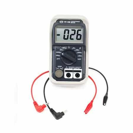 Đồng hồ đo tụ điện TENMARS YF-150 (1)