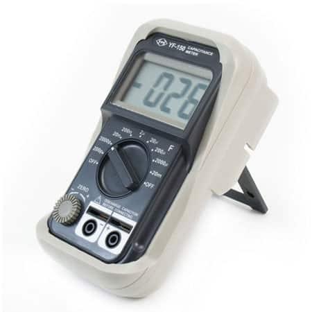 Đồng hồ đo tụ điện Tenmars YF-150 (3)