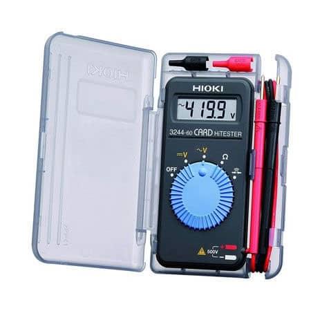 Đồng hồ vạn năng Hioki 3244-60 (2)