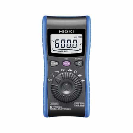 Đồng hồ vạn năng Hioki DT4222 (True RMS) (1)