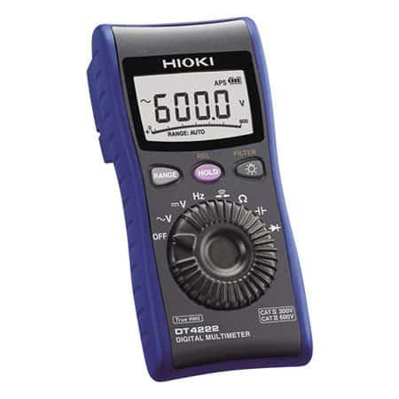 Đồng hồ vạn năng Hioki DT4222