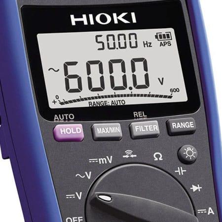 Đồng hồ vạn năng Hioki DT4252 (True RMS) (1)