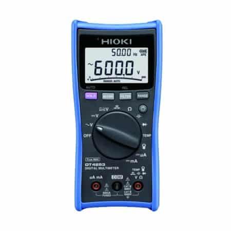 Đồng hồ vạn năng Hioki DT4253 (True RMS) (1)