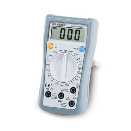 Đồng hồ vạn năng kỹ thuật số cầm tay GW Instek GDM-350B