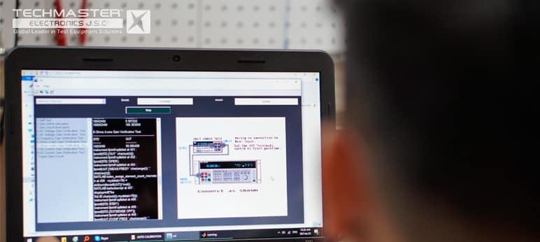 Hiệu Chuẩn Đồng Hồ Vạn Năng by software