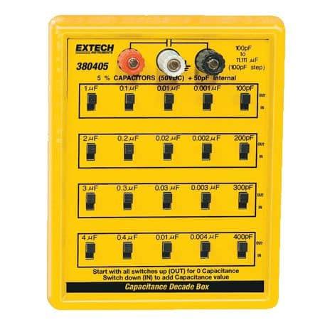 Hộp tụ điện chuẩn Extech 380405 (1)
