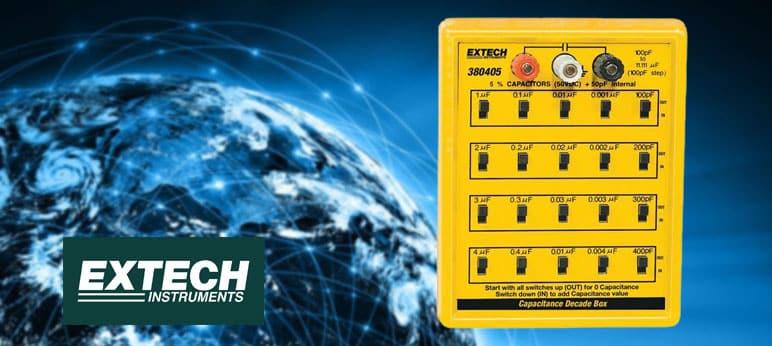 Hộp tụ điện chuẩn Extech 380405 (8)