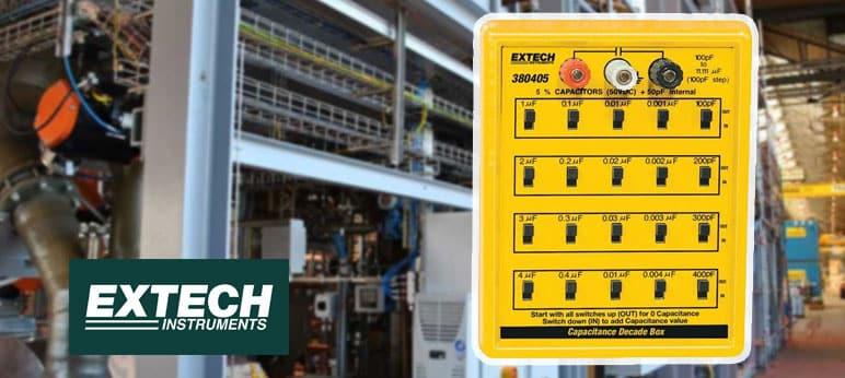 Hộp tụ điện chuẩn Extech 380405 (6)
