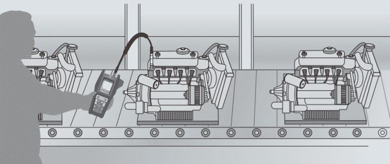 Máy đo độ rung RION VA-12 Vibration Analyzer 5