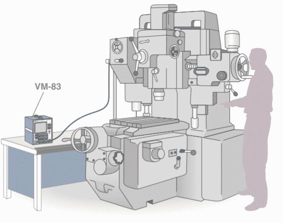 RION VM-83 General-Purpose Vibration Meter 2