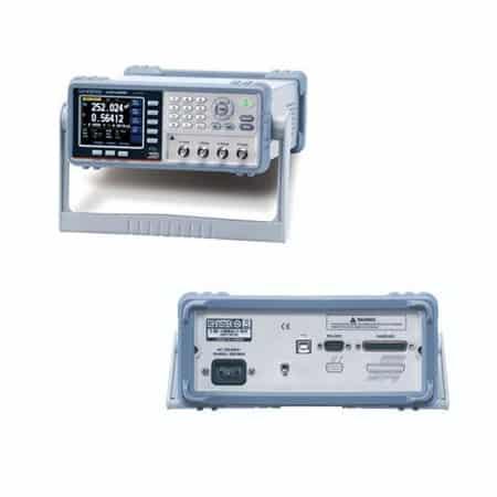 LCR Meter chính xác GW Instek LCR-6100 (2)