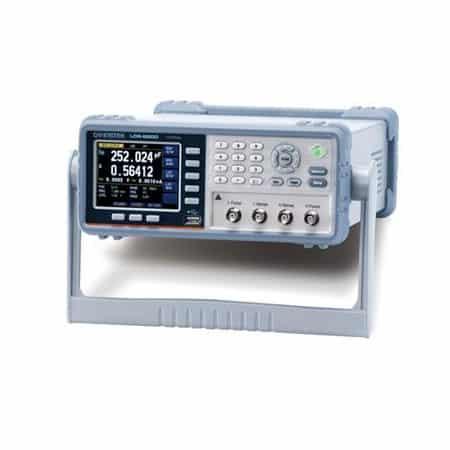 LCR Meter chính xác GW Instek LCR-6100 (3)