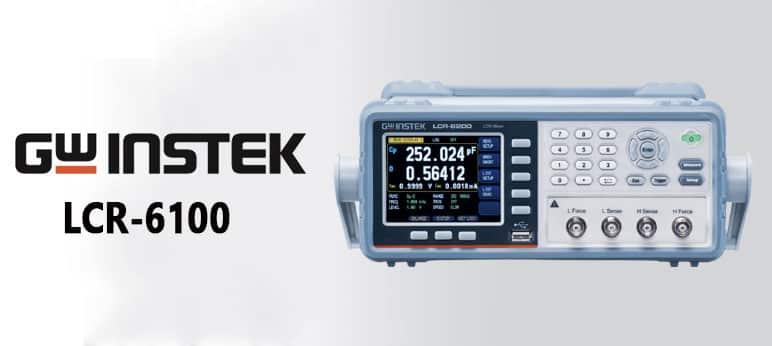 GW Instek LCR-6100 PRECISION LCR METER