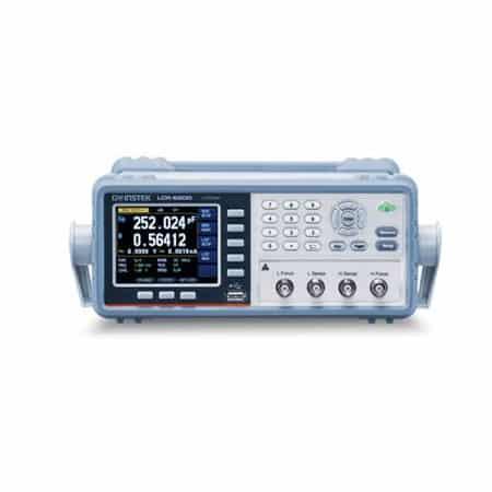 LCR Meter chính xác GW Instek LCR-6100